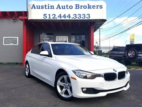 2014 BMW 3 Series for sale in Austin, TX