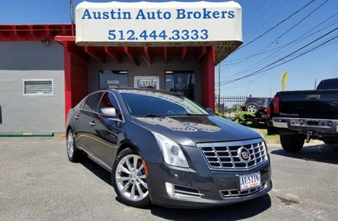 2013 Cadillac XTS for sale in Austin, TX