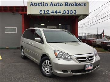 2007 Honda Odyssey for sale in Austin, TX