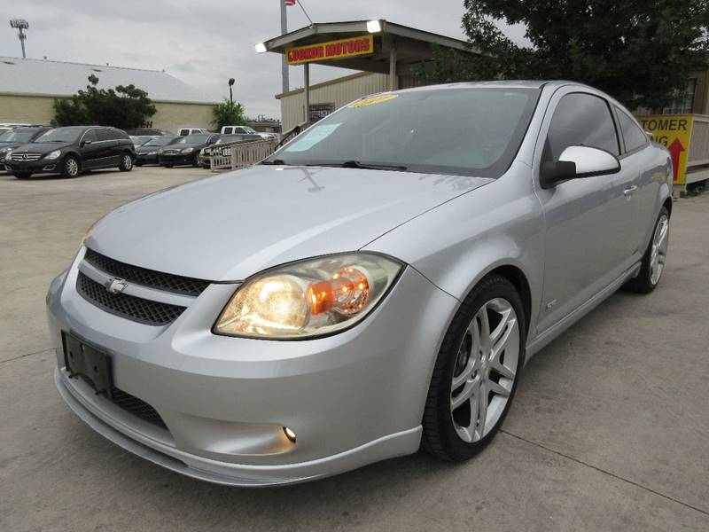 2010 Chevrolet Cobalt SS Turbocharged 2dr Coupe W/ 1SS   San Antonio TX