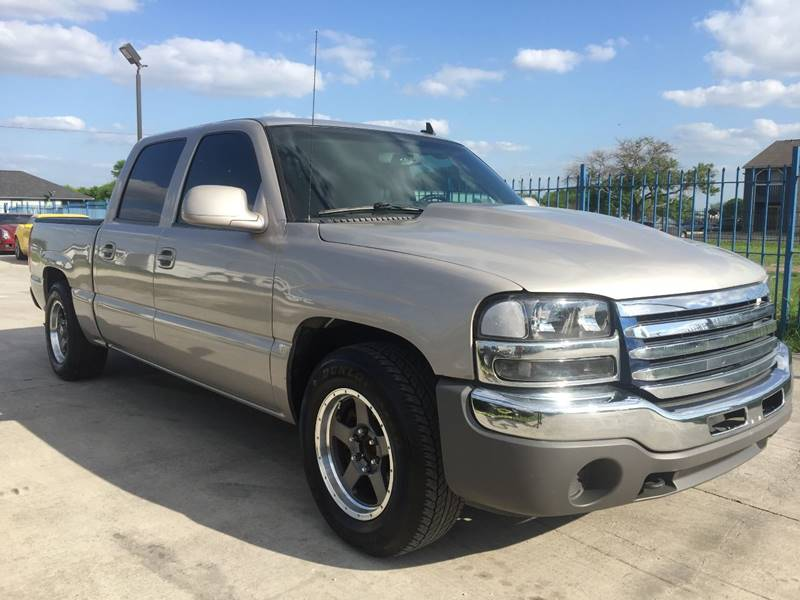 2006 gmc sierra 1500 slt 4dr crew cab 5 8 ft sb in san for Sierra motors san antonio tx