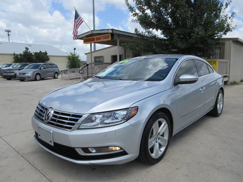2013 Volkswagen CC for sale in San Antonio, TX