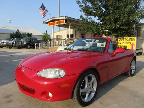 2003 Mazda MX-5 Miata for sale in San Antonio, TX