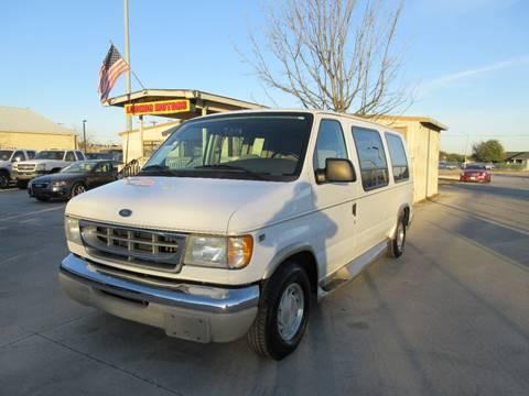 2001 Ford E 150 For Sale In San Antonio TX