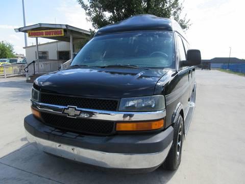 2003 Chevrolet G1500 For Sale In San Antonio TX