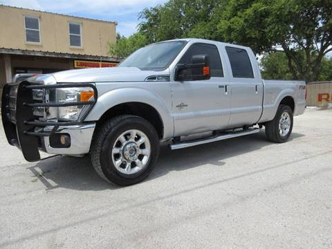 2014 Ford F-250 Super Duty for sale in San Antonio, TX