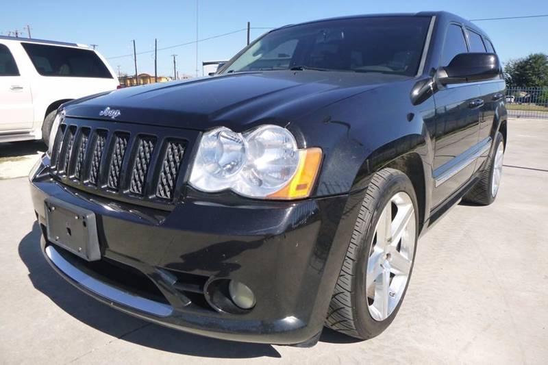 2008 jeep grand cherokee 4x4 srt8 4dr suv in san antonio tx luckor motors. Black Bedroom Furniture Sets. Home Design Ideas