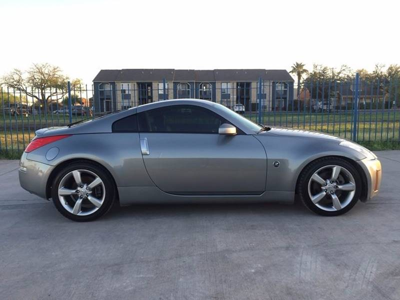 2006 Nissan 350z Touring 2dr Coupe 35l V6 6m In San Antonio Tx