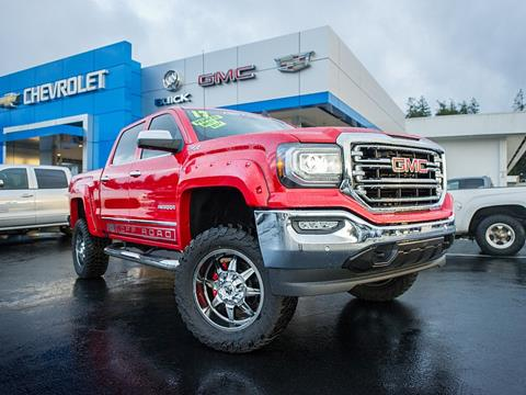 2017 GMC Sierra 1500 for sale in North Bend, OR