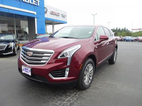 2017 Cadillac XT5 for sale in North Bend OR