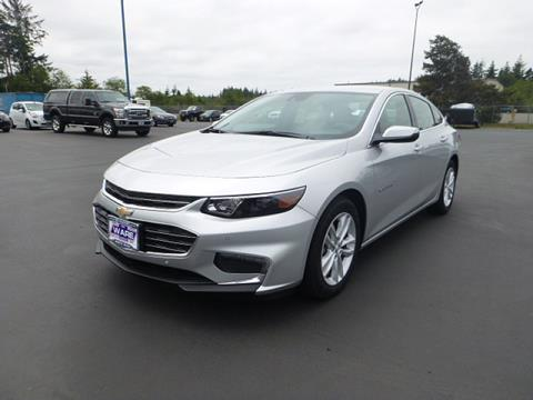 2017 Chevrolet Malibu for sale in North Bend, OR