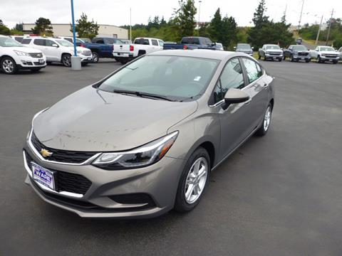 2017 Chevrolet Cruze for sale in North Bend, OR