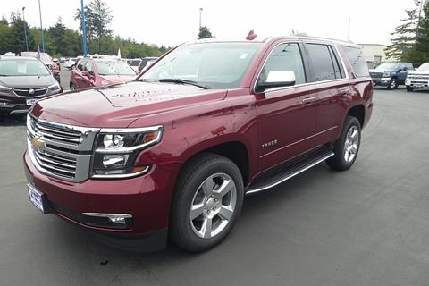 2017 Chevrolet Tahoe for sale in North Bend, OR