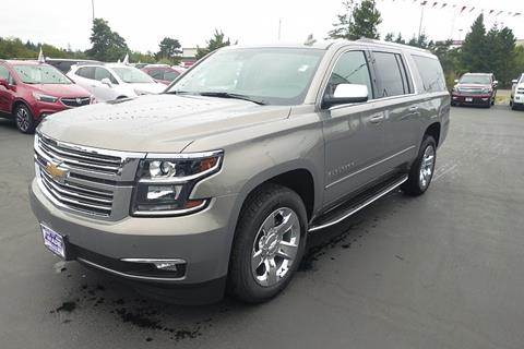 2017 Chevrolet Suburban for sale in North Bend, OR