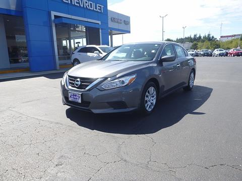 2016 Nissan Altima for sale in North Bend OR