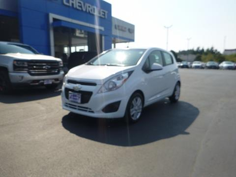 2013 Chevrolet Spark for sale in North Bend OR