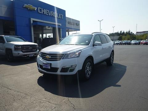 2017 Chevrolet Traverse for sale in North Bend, OR