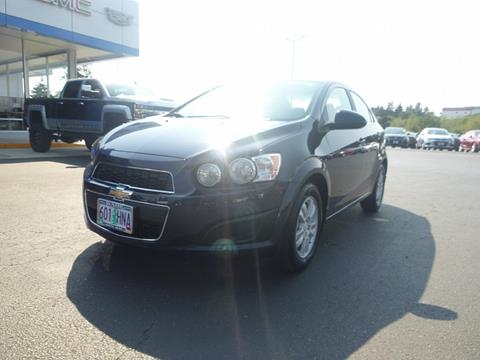 2015 Chevrolet Sonic for sale in North Bend, OR