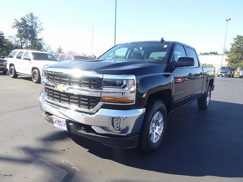 2018 Chevrolet Silverado 1500 for sale in North Bend OR