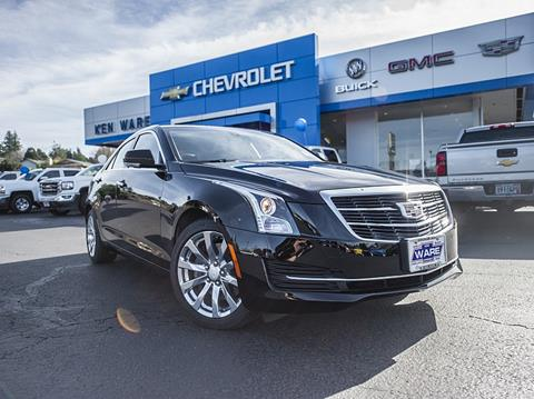 2018 Cadillac ATS for sale in North Bend, OR