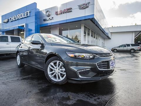 2018 Chevrolet Malibu for sale in North Bend, OR