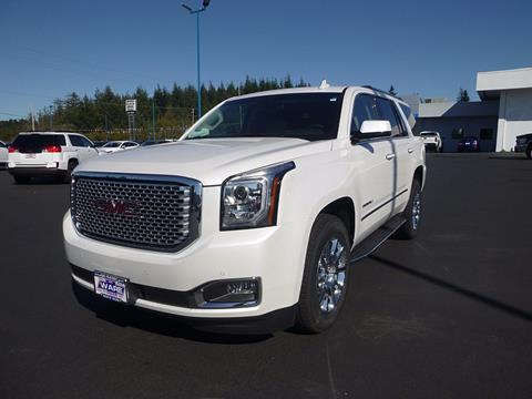 2017 GMC Yukon for sale in North Bend, OR
