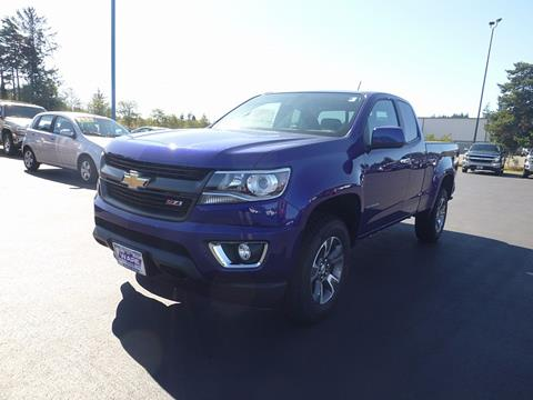 2017 Chevrolet Colorado for sale in North Bend, OR