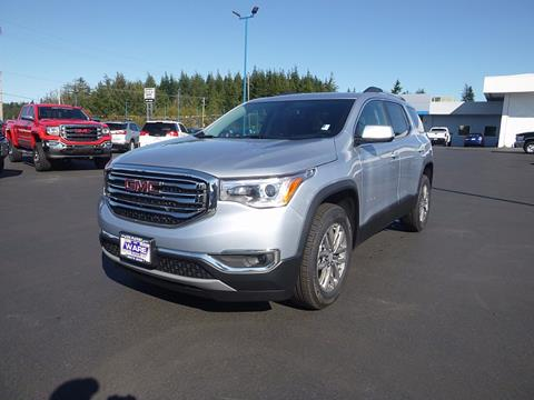 2017 GMC Acadia for sale in North Bend, OR