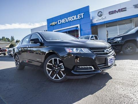 2018 Chevrolet Impala for sale in North Bend, OR