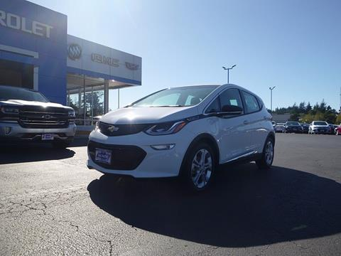 2017 Chevrolet Bolt EV for sale in North Bend, OR