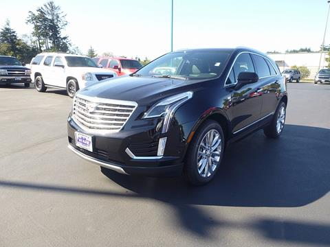 2018 Cadillac XT5 for sale in North Bend, OR