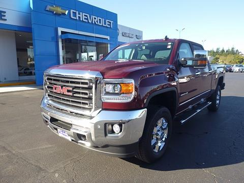 2016 GMC Sierra 3500HD for sale in North Bend OR