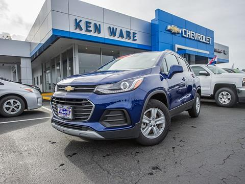 2017 Chevrolet Trax for sale in North Bend, OR