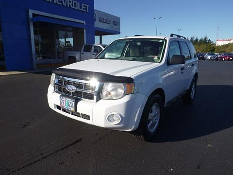 2011 Ford Escape for sale in North Bend OR