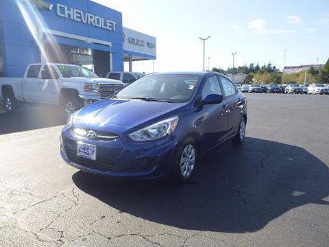 2015 Hyundai Accent for sale in North Bend OR