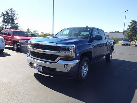 2018 Chevrolet Silverado 1500 for sale in North Bend, OR