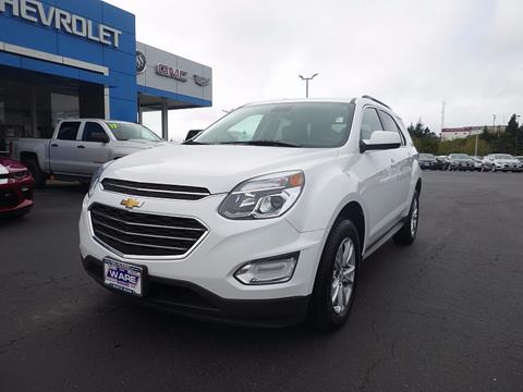 2017 Chevrolet Equinox for sale in North Bend OR