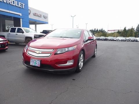 2013 Chevrolet Volt for sale in North Bend OR