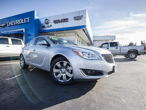 2017 Buick Regal for sale in North Bend OR