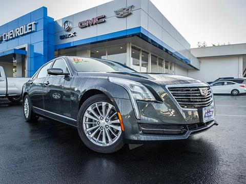 2017 Cadillac CT6 for sale in North Bend OR