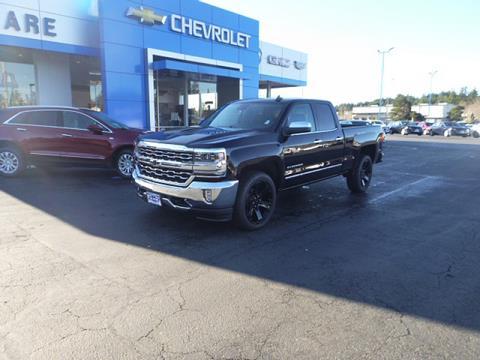 2017 Chevrolet Silverado 1500 for sale in North Bend, OR