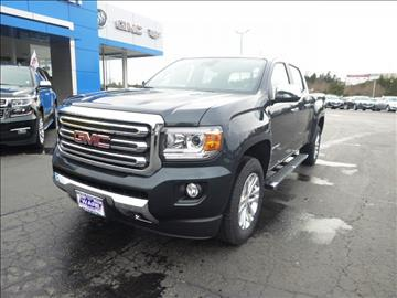 2017 GMC Canyon for sale in North Bend, OR