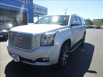 2017 GMC Yukon XL for sale in North Bend, OR