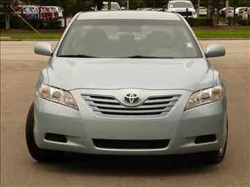 2008 Toyota Camry for sale in Gainesville, FL