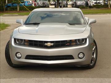 2012 Chevrolet Camaro for sale in Gainesville, FL