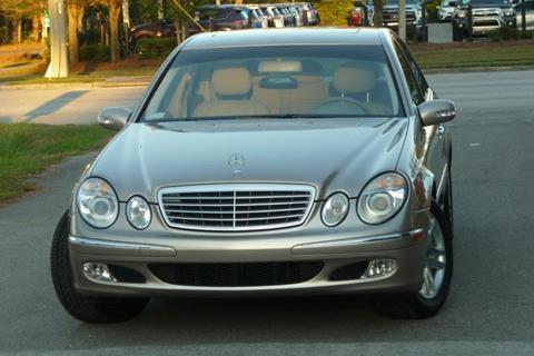 2003 Mercedes-Benz E-Class for sale in Gainesville, FL