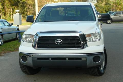 2007 Toyota Tundra for sale in Gainesville, FL