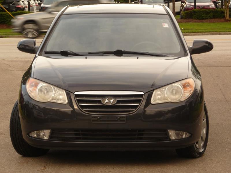 2007 Hyundai Elantra GLS 4dr Sedan   Gainesville FL