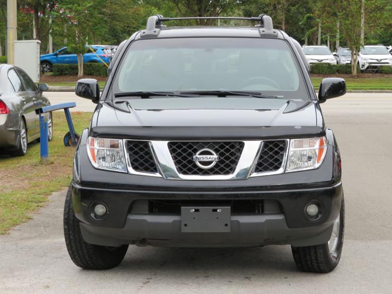 2008 Nissan Frontier CREW CAB LE   Gainesville FL