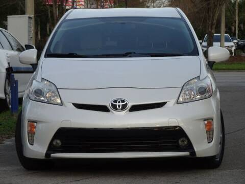2012 Toyota Prius for sale at Deal Maker of Gainesville in Gainesville FL